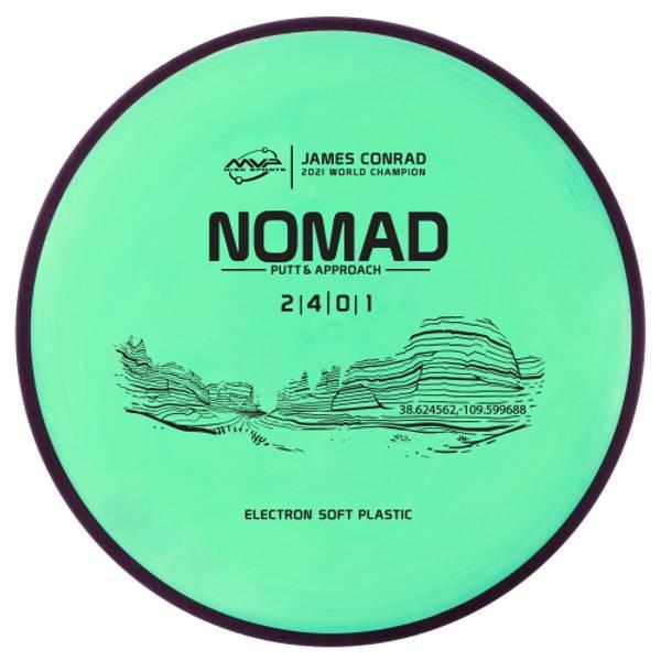 Bilde av MVP Electron Nomad Soft - James Conrad Edition